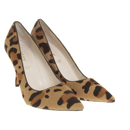Bally Pumps im Leoparden-Muster