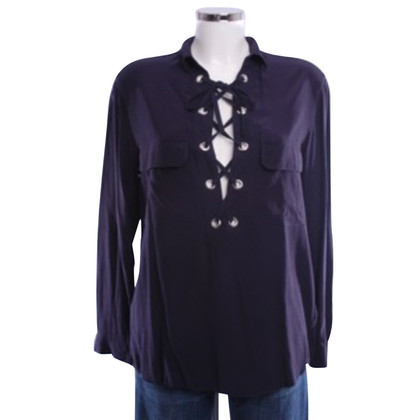 Set Blouse with lace detail