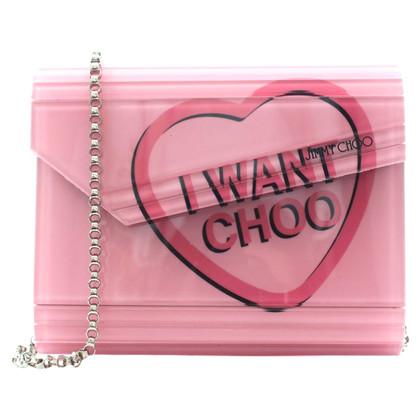 "Jimmy Choo ""Candy clutch"""