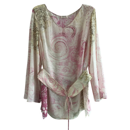 Laurèl Silk tunic