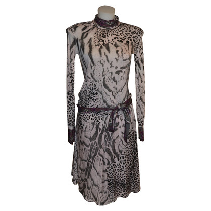 Roberto Cavalli Dress Silk Mix