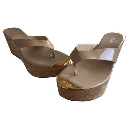 Jimmy Choo sandales plate-forme