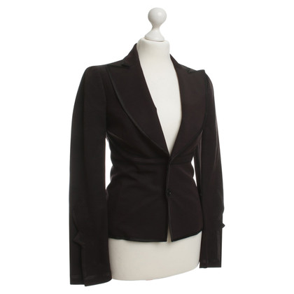 Costume National Blazer in marrone