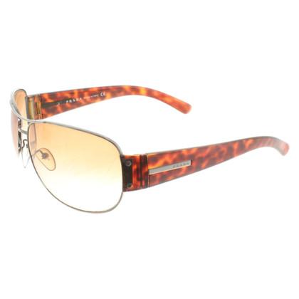 Prada Sunglasses with double bridge