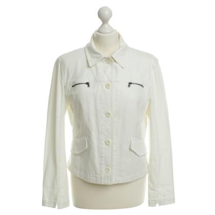 Strenesse Jeans-Blazer in wit