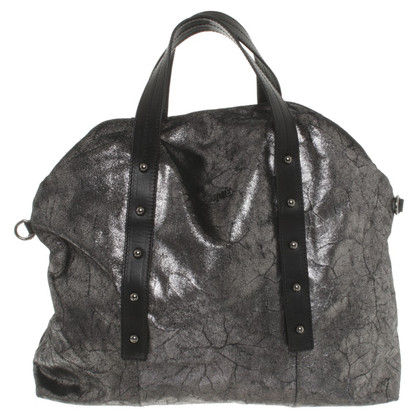 Cinque Silver-colored handbag