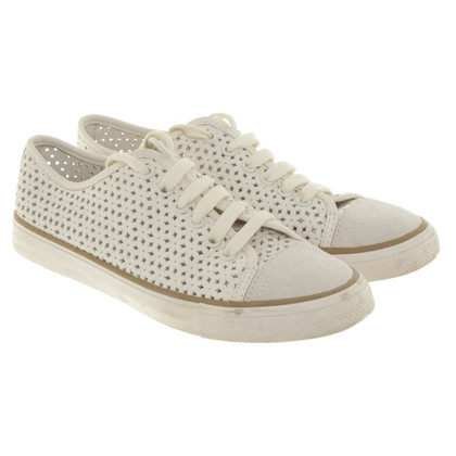 Tory Burch Sneakers aus Leder