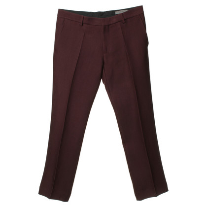 Bally Broek Bordeaux