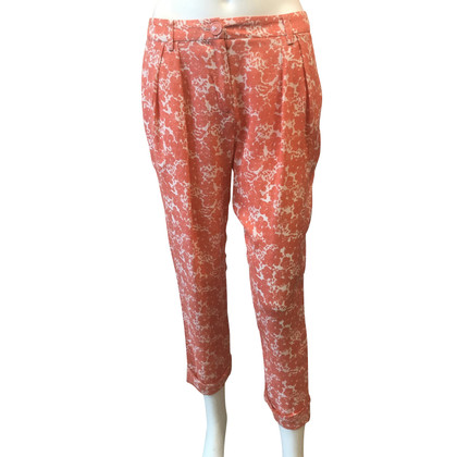 Patrizia Pepe trousers with floral pattern