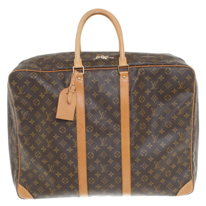 "Louis Vuitton ""Sirius 55 Monogram Canvas"""