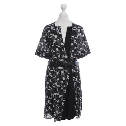 Proenza Schouler Kleid mit Muster