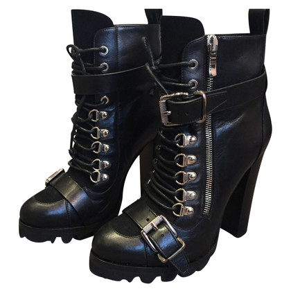 Barbara Bui Ankle boots biker-style