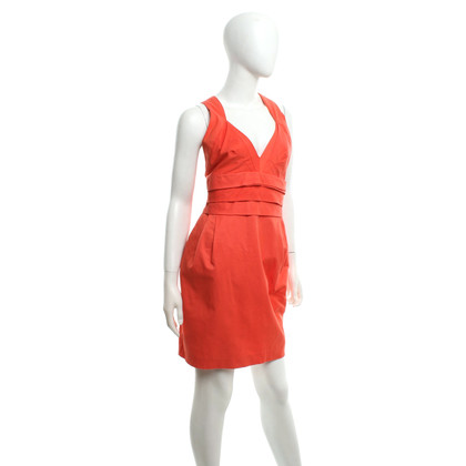 Reiss Kleid in Orange