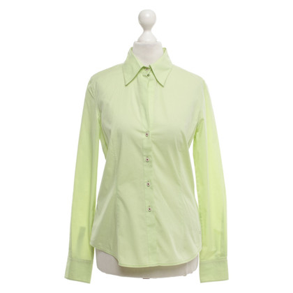 Tommy Hilfiger  Blouse in lime groen