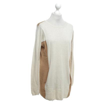 Hobbs Sweater in beige / ocher