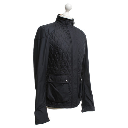 Belstaff Quilted jacket in navy blue