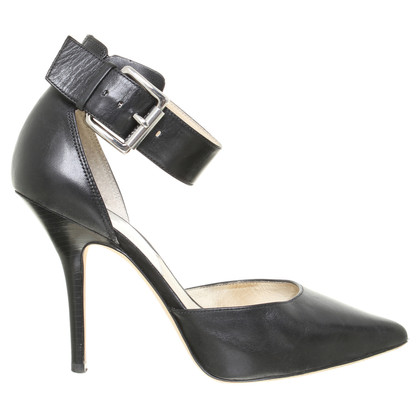 Michael Kors Leather Pumps in black