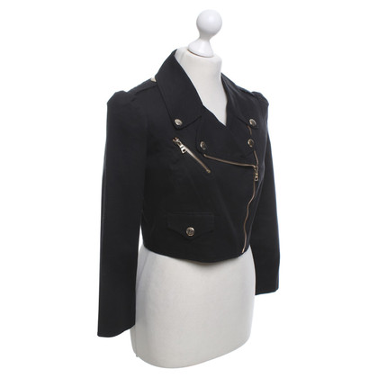 Moschino Cheap and Chic Jacke in Schwarz
