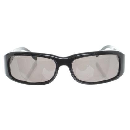 Prada Zonnebril met gespiegelde lenzen