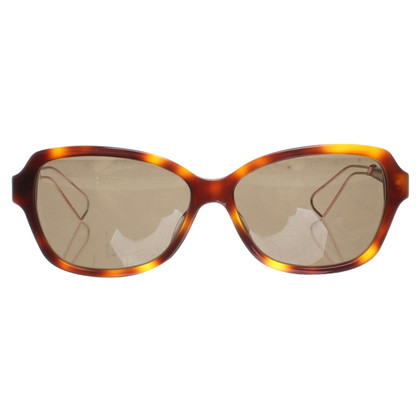 Christian Dior Sonnenbrille in Schildpattmuster
