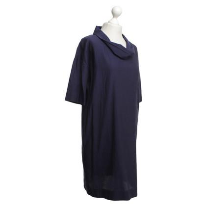 Cos Kleid in Dunkelblau