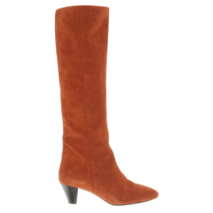 Isabel Marant Etoile Stiefel in Orange