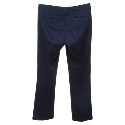 Theory Cloth pants in blue