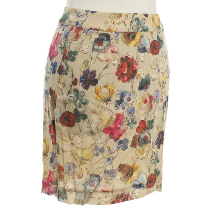 D&G skirt with a floral pattern