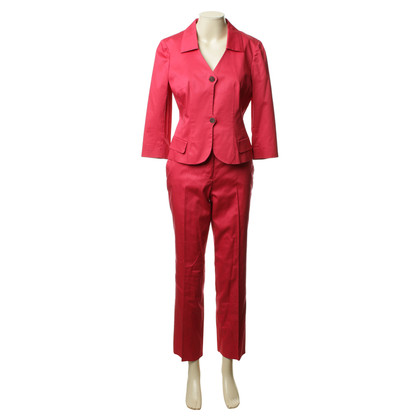 Jil Sander Pants suit in red