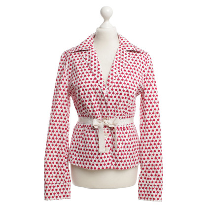 Moschino Blazer with pattern