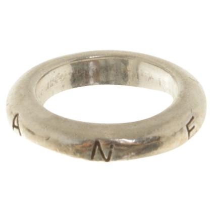 Chanel Ring met logo