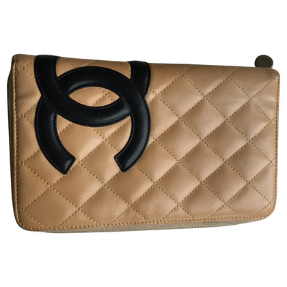 Chanel Cambon Brieftasche