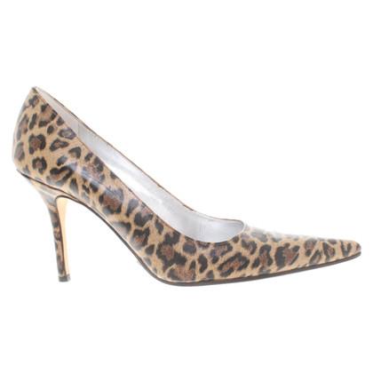 Dolce & Gabbana pumps with leopard pattern