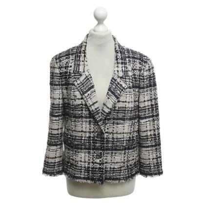 Chanel Blazer avec garniture de paillettes