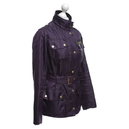Barbour Giacca in viola
