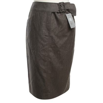 Bogner Pencil skirt in brown