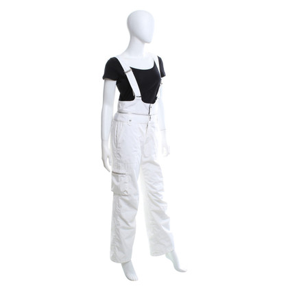 Bogner Ski Broek in White