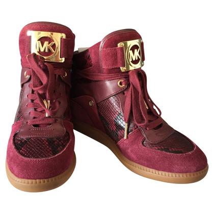 Michael Kors Nikko wedge sneakers