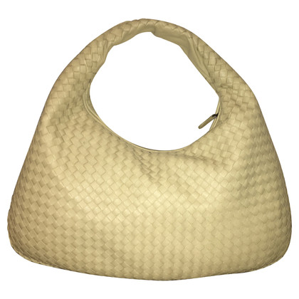 Bottega Veneta Veneta Bag Ecru