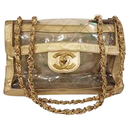Chanel Gold colored shoulder bag
