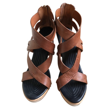 Givenchy Sandals with platform sole