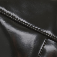 René Lezard clutch in nero