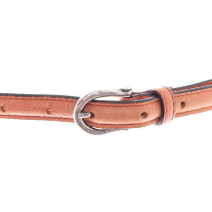 Post & Co Ceinture en orange