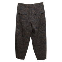 Odeeh trousers with pattern