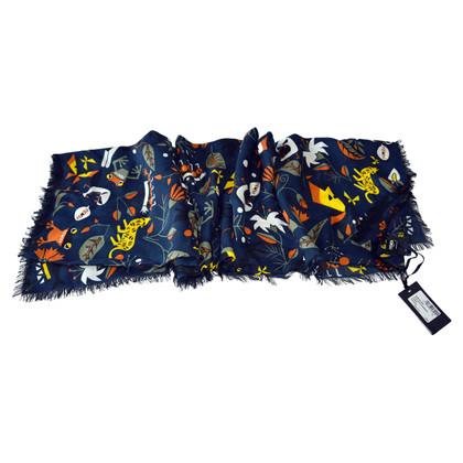Fendi Sciarpe di seta / lana