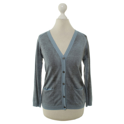 Jil Sander Cardigan blue/grey