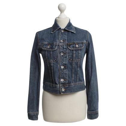 Donna Karan Jeans jacket in blue
