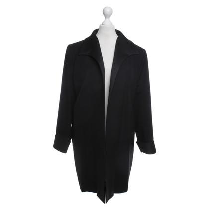 Yves Saint Laurent Coat in black
