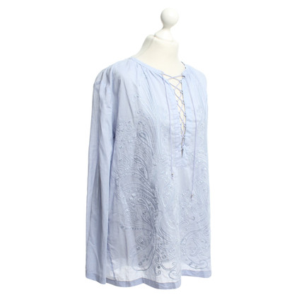 Laurèl Tunic in light blue