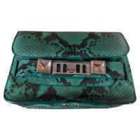 Proenza Schouler Handtasche aus Pythonleder